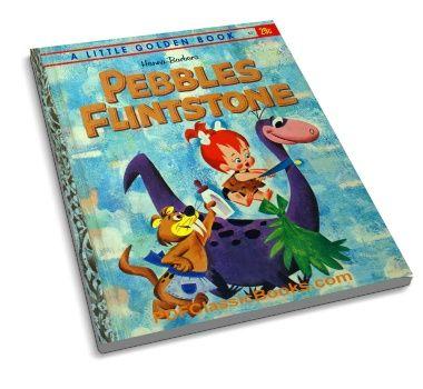 Hanna-Barbera's Pebbles Flintstone