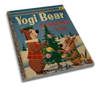 Hanna-Barbera's Yogi Bear: A Christmas Visit