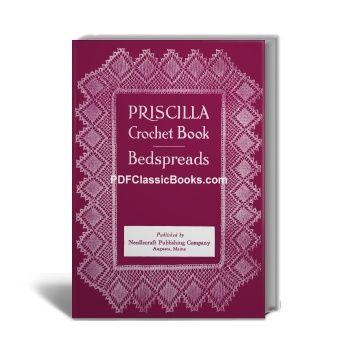 Priscilla Crochet Bedspread Pattern Book