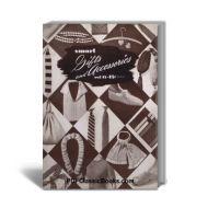 Smart Gifts & Accessories, Bernhard Ulmann Crochet Pattern Book, Vol.15