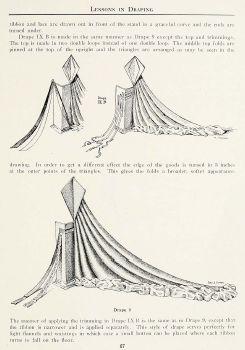 Draping - Fashion Design: Patternmaking, Grading, Draping 41