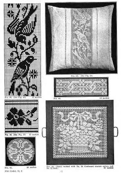 Filet Crochet Patterns