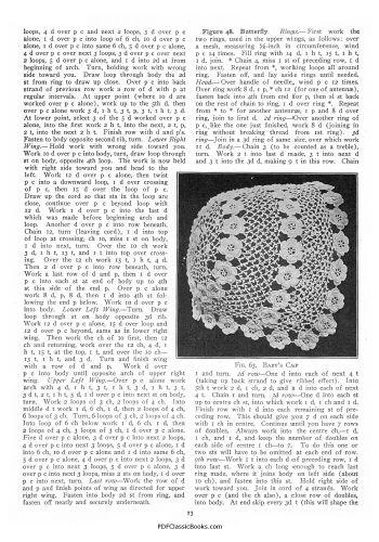 Irish Knitting Pattern Books : Priscilla Irish Crochet Pattern Book (2-Volume Set ...