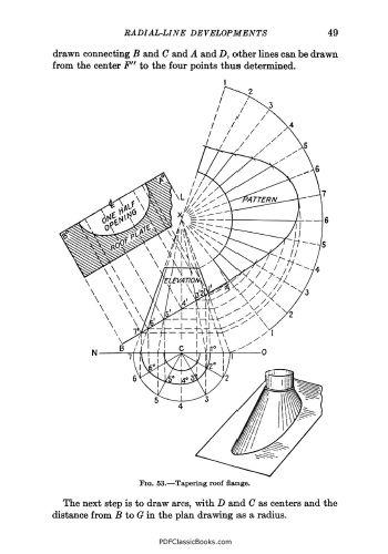 Sheet Metal Pattern Drafting Fundamental Principles And